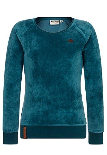 Naketano Damen Sweater Mackin Da Hoes Sweater
