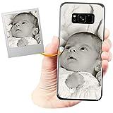 Coverpersonalizzate.it Coque Personnalisable pour Samsung Galaxy S8 Plus avec ta Photo, Image ou...