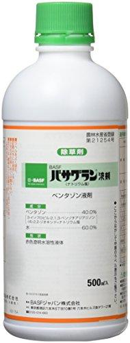 BASF 水稲用中後期除草剤 バサグラン液剤 500ml