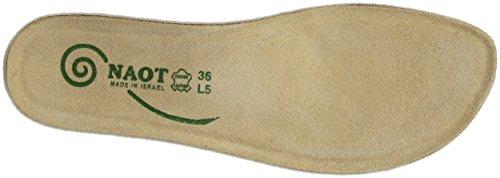 Naot Damen Schuhzubehör Fußbetten Kork/Leder W. Koru 10310 Einlegesohlen, Größe:38