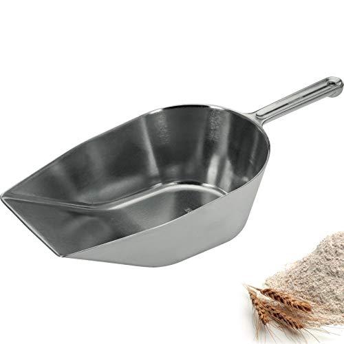 Westmark Schaufel Hygia 430 mm, Edelstahl, silber, Volumen: 2580 ml