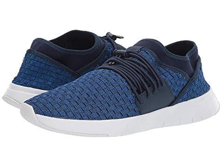 [フィットフロップ] レディーススニーカー?靴?シューズ Stripknit Lace-Up Sneaker Midnight Navy US 6.5 (23.5cm) M (B) [並行輸入品]