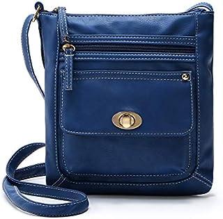 حقيبة يد نسائية من HALAMODO حقيبة يد عصرية بحزام متقاطع للنساء