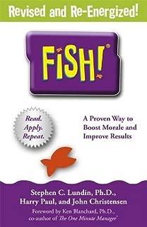 By Harry Paul, John Christensen Stephen C. Lundin Fish! [Paperback]
