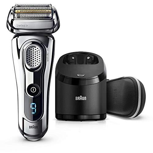 Braun 9297 Series 9  - Afeitadora Eléctrica, Máquina de Afeitar Barba en Seco...