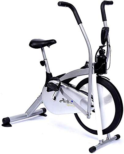 Why Should You Buy LSYOA Indoor Exercise Bike Stationary Cycling Bike, Upright Fitness Bike Adjustab...