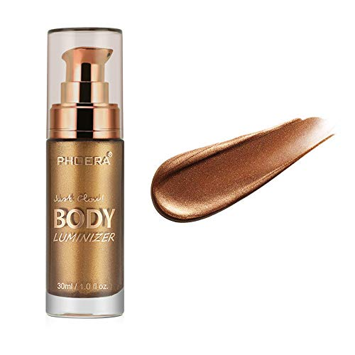 Ownest 3 Colors Body Luminizer, Waterproof Moisturizing and Glow For Face &...