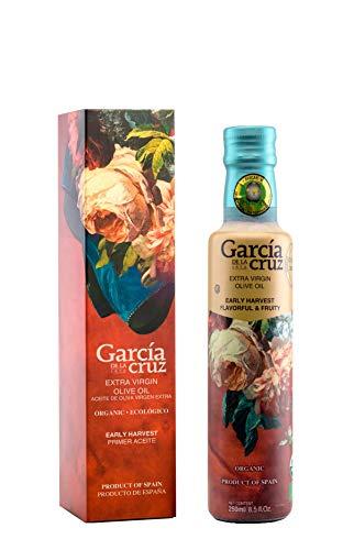 Organic Olive Oil Extra Virgin Fresh Harvest, García de la Cruz First...
