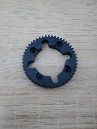Part & Accessories Vkar Racing Bison and 1/10 V.4B Buggy RC CAR Parts Steel Spur Gear 52T ET1096-S