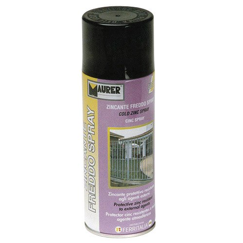 Maurer 12060335 Spray Zinc Autentico 400 ml.
