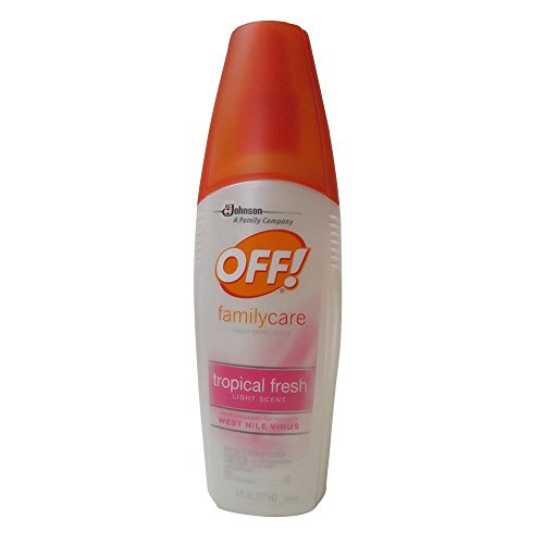 OFF! FamilyCare Insect Repellent lll, Tropical Fresh, 6 fl oz by OFF!