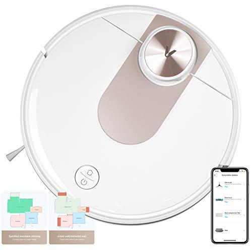 Xiaomi Vacuum Cleaner Viomi - Robot de cocina eléctrico de tipo Y planificado inteligente para Mijia APP, color blanco