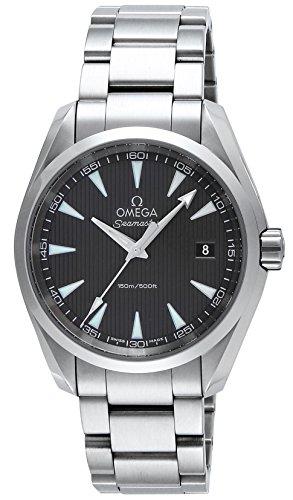 [オメガ] 腕時計 シーマスターアクアテラ グレー文字盤 150M防水 231.10.39.60.06.001 並行輸入品 シルバー [並行輸入品]