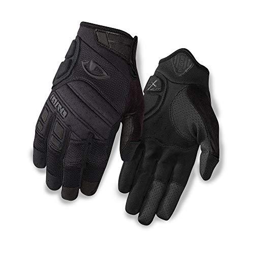 Giro Xen Men's Mountain Cycling Gloves - Black (2021), Medium