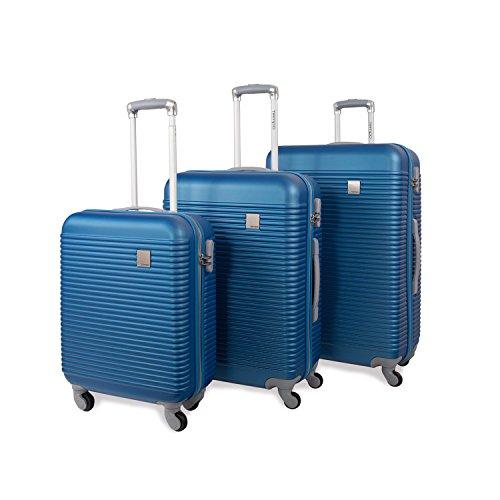 Jaslen , Set di valigie Blu blu