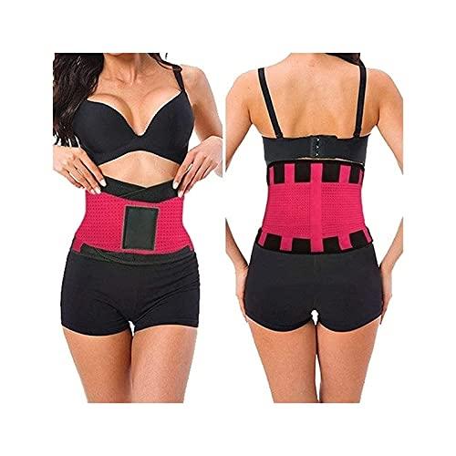 Soporte lumbar transpirable Mujeres Hombres Corsé elástico Antideslizante Soporte para la espalda Cinturón Cintura Corrector de postura ortopédica Cinturón para la espalda baja Soporte para la