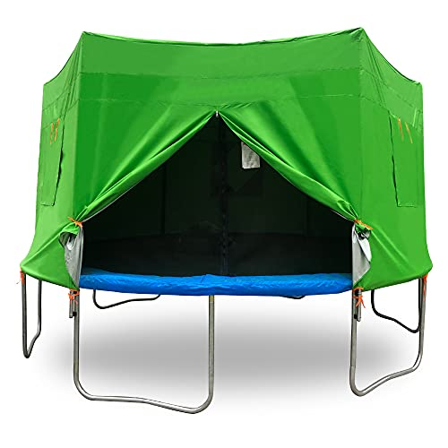 JumpTastic 14Ft Trampoline Tent, Fit for 14Ft Straight Pole...