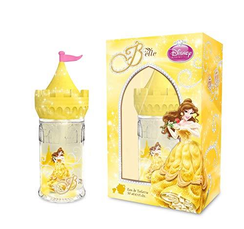 Disney Princess Disney Parfümset Prinzessinnenschloss Version - Belle - 50ml, 476 g