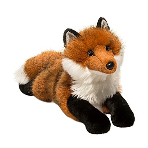 Douglas Fletcher Red Fox Plush Stuffed Animal -  2419