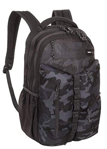 SwissTech Appenzell Backpack with Laptop and Tablet Sleeve...