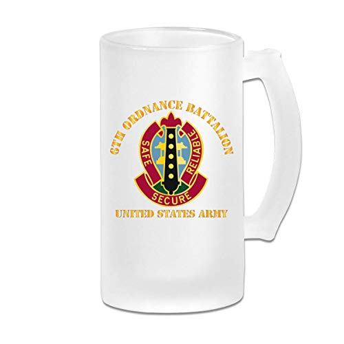 Bataillon van de 6e Orde – duurzame bierpul met anti-pint-glazen bierglazen.