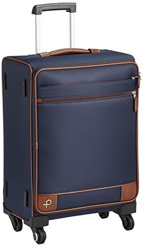 [プロテカ] スーツケース 日本製 ソリエ3 キャスターストッパー付 TSAダイヤルファスナーロック 39L 50 cm 3kg ネイビー