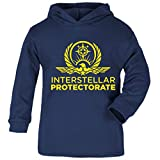 Cloud City 7 Interstellar Protectorate Altered Carbon Baby and Kids Hooded Sweatshirt