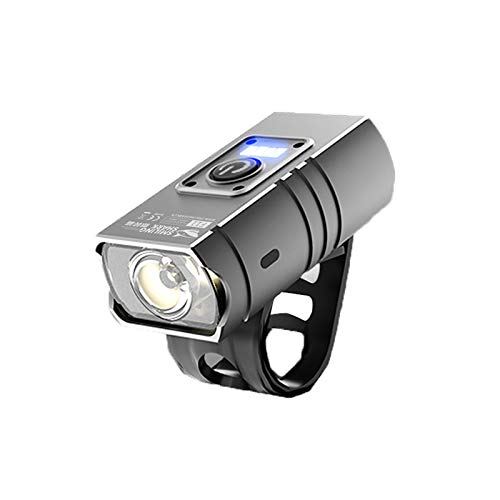 CLOUD LED Fahrradlicht USB Wiederaufladbare Fahrradlampe 1000 Lumen Superhelle Fahrradbeleuchtung Frontlicht, IPX6 Wasserdicht Licht Für Fahrrad Für Outdoor Sport