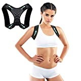 Breett Posture Corrector for Men and Women, Posture Correction, Back Straightener Posture Brace Support...