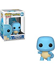 Funko Pop! 39442 Pokémon Squirtle #504 - Licensed Oficial