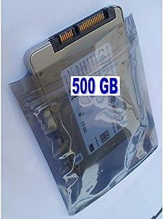 500 GB SSD Disco Duro Compatible con Lenovo U41-70, 2,5
