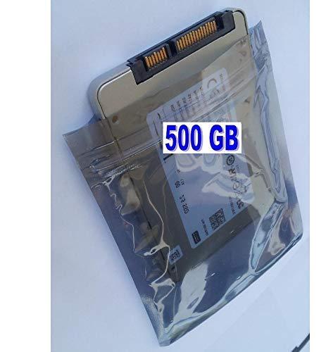 """500GB SSD Festplatte 2,5\"""" Zoll Solid State Drive für Lenovo IdeaCentre AIO 700, 2,5\"""" Sata"""