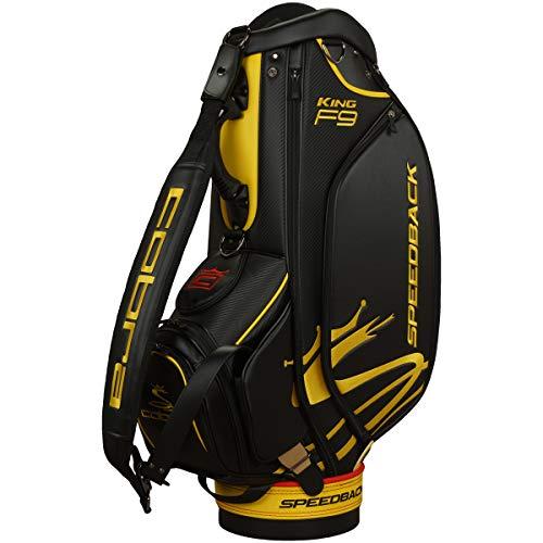 Cobra King F9 Tour Staff Bag Sac Noir/jaune