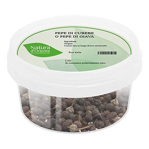 Natura d'Oriente Cubebe Pfeffer Oder Java-Pfeffer, 150 g