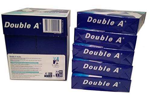 Papel Din A4 80gr 2500 hojas Premium Blanco Nuclear al mejor precio con entrega Express ideal para empresas o estudiantes particulares Garantizado Sin Atascos para fotocopiadoras o impresoras