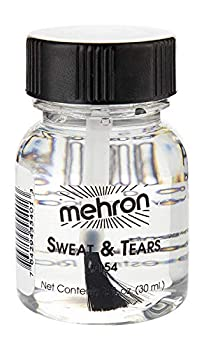 Mehron Sweat and Tears Special Effects Liquid #154 1 Ounce