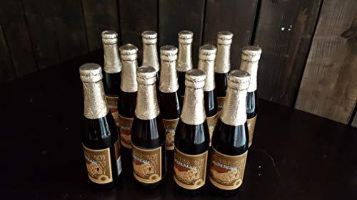 Lot de 12 bières LINDEMANS Pécheresse (peche) 2,5°