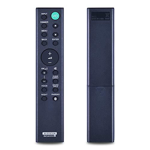 New RMT-AH101U Soundbar Remote Control fit for Sony Sound Bar HT-CT380 HT-CT780 HT-CT381 HTCT380 HTCT780 HTCT381