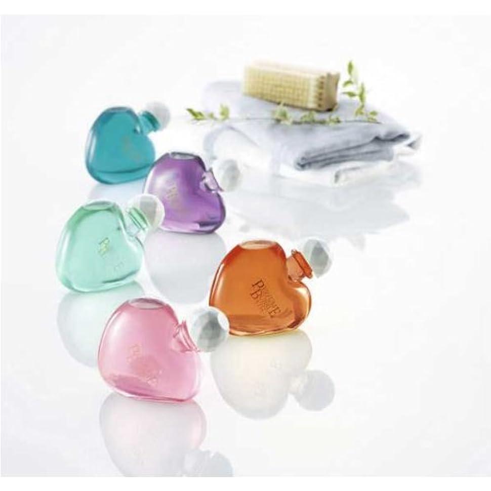 バルク速記ミッションフルーツの香り パフューム バブルバス 5色セット