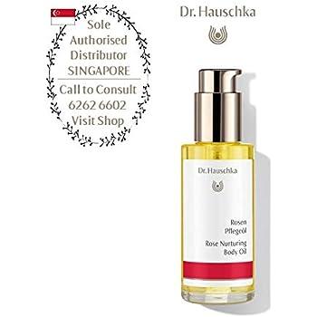 Dr. Hauschka Rose Nurturing Body Oil 75ml