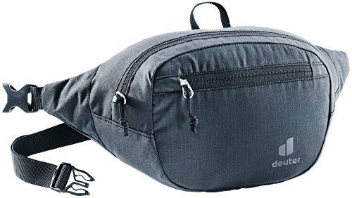 deuter Unisex– Erwachsene Belt II Hüfttasche, Black, 2,5 L