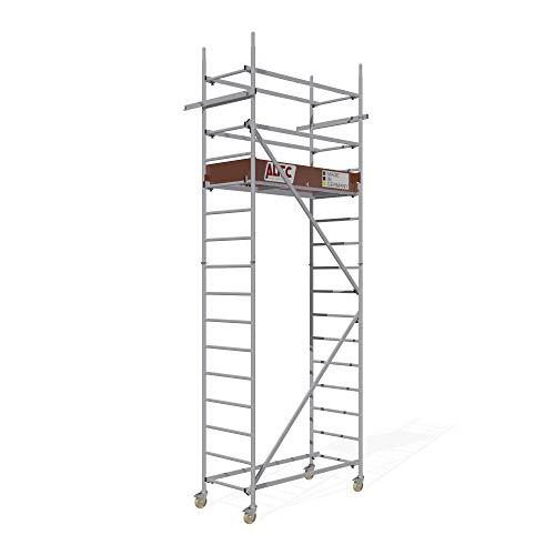 ALTEC Rollfix 2.0 500 | inkl. Rollen (Ø 125 mm) | Wandanker