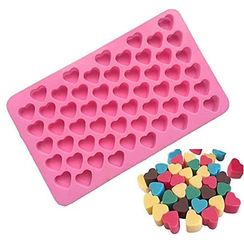 oein 2 stücke Mini Herzform silikon EIS Cube Tray DIY Schokolade fondantform 3D gebäck Jelly Kekse backen Kuchen Dekoration Werkzeuge neu