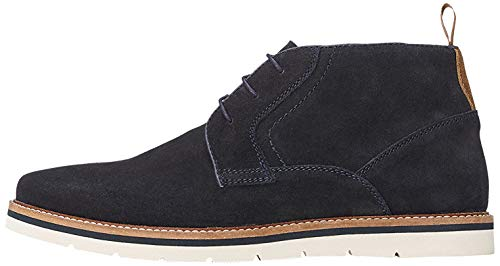 find. Mellor Chukka Boots, Blau (Navy), 39 EU