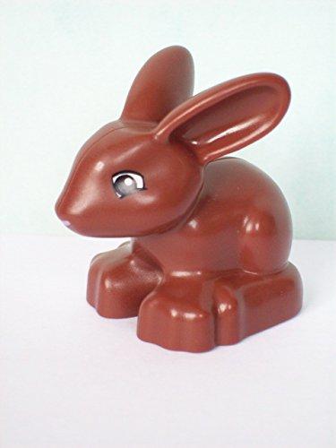 LEGO DUPLO Tier Hase Kaninchen braun