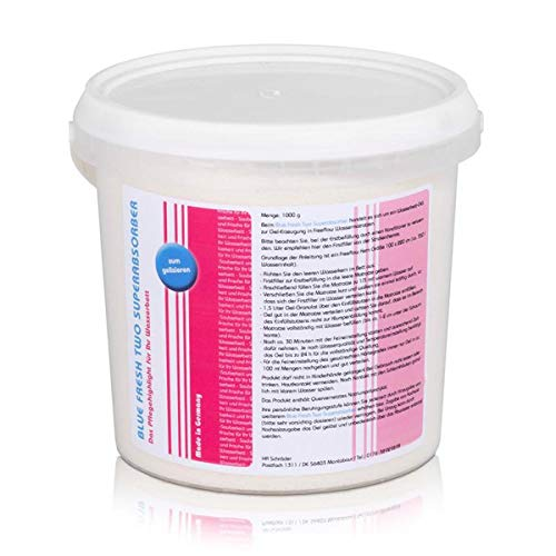 Blue Fresh Two Superabsorber Gel-Granulat 1000g