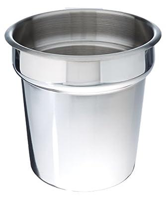 Winco INS-4.0 Inset Pan, 4.0-Quart