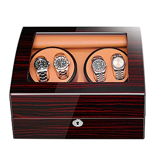 NBVCX Home Accessories Watches Automatic Watch Winder Box Watch Winder Rectangle with...