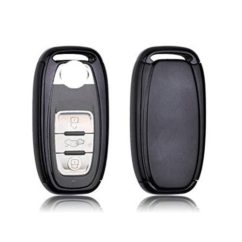 VNASKH PC + TPU Cover per Chiave Auto FOB Case Shell, per Audi A1 A3 A4 A5 A6 A7 A8 Quattro Q3 Q5 Q7 2009 2010 2011 2012 2013 2014 2015