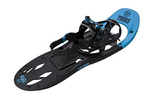 Tubbs Flex Alp Schneeschuhe,  schwarz/blau, 22w